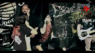 Escape the Fate - You are so Beautiful (Music Video)