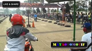 ninja r 155cc vs yamaha 1000 cc bandung all class