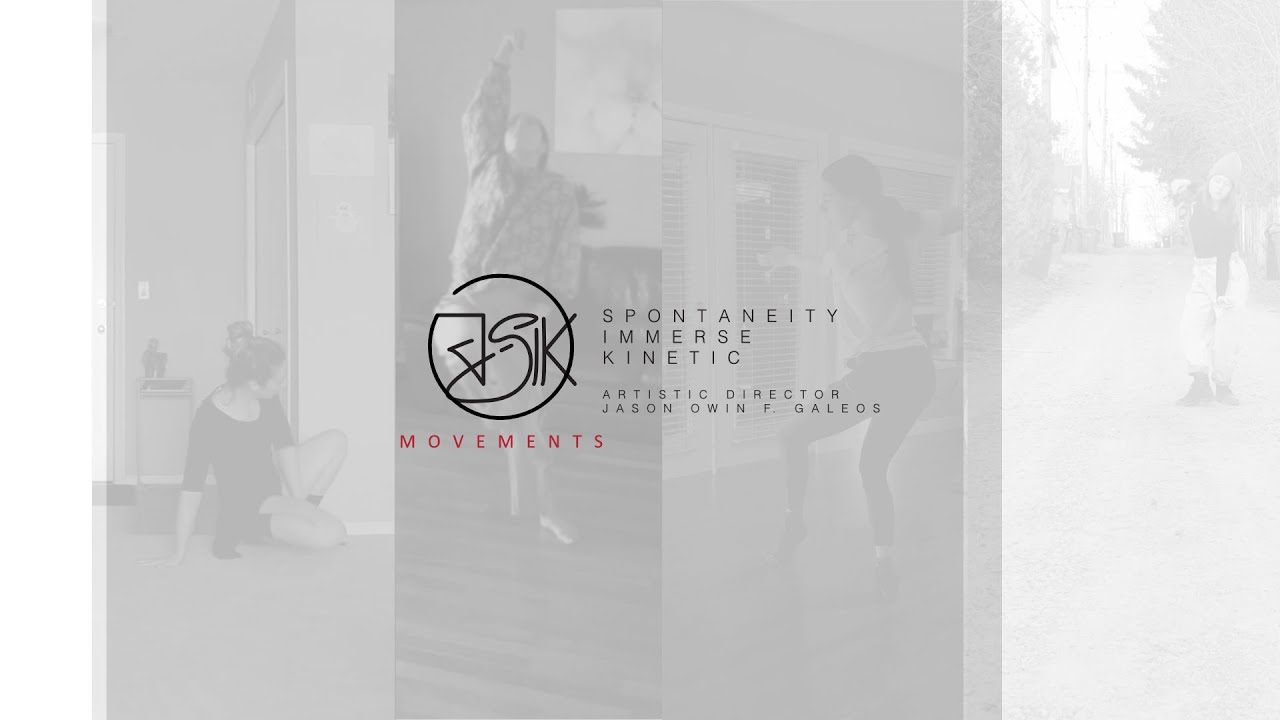 J-SIK MOVEMENTS - #keepingitraw