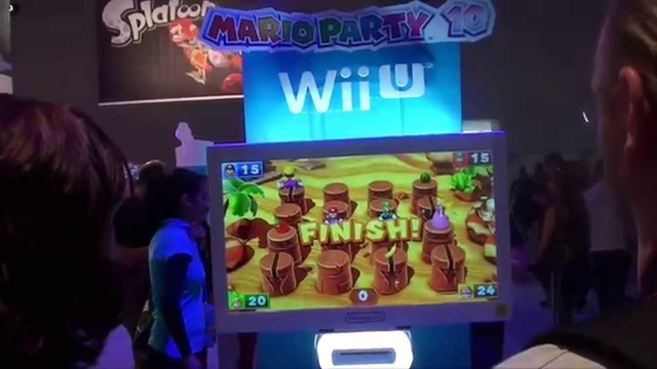 Gamescom 2014: Nintendo Booth