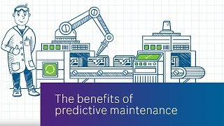 How to benefit from predictive maintenance