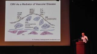 Cytomegalovirus (CMV) - transmission, pathogenesis, clinical presentation, diagnosis & treatment.