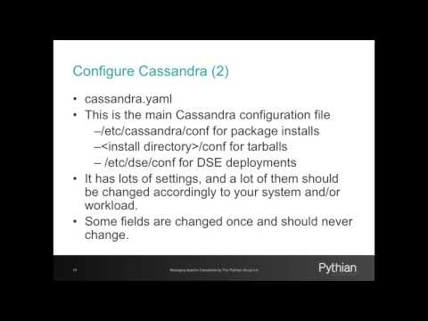 "Expert Insights: ""How to Install and Configure a Basic Cassandra Cluster"""