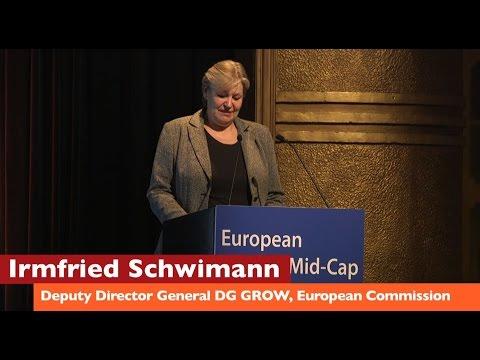 Irmfried Schwimann, Deputy Director General, DG GROW, European Commission