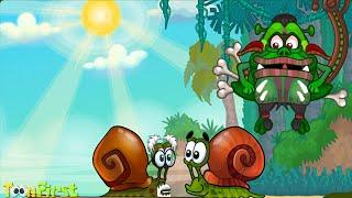 Snail Bob 2: Island Story Final levels