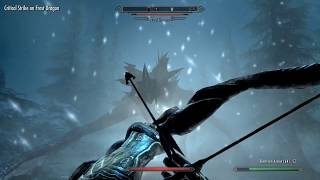 Skyrim SE Part 124 Dawnguard DLC Part 41 - Wretched Abyss - 60fps No Commentary First Time Play