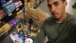Gambar cover Grocery Shopping (Vlog) (San Leandro California)