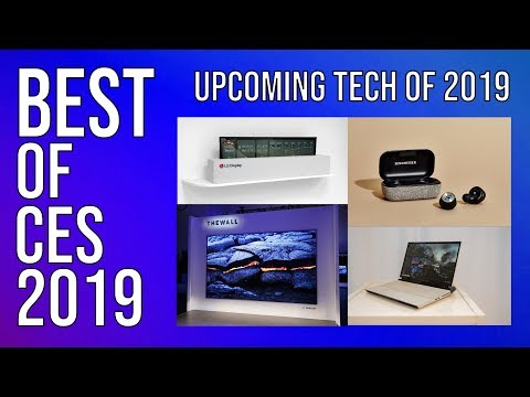 Best of CES 2019 | Top 15 New Upcoming Tech Inventions of 2019 | That Might Blow Your Mind!