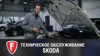 видео Замена тормозной жидкости Шкода Октавия Тур