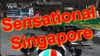 F1 Game 2013 - Sensational Singapore Thumbnail