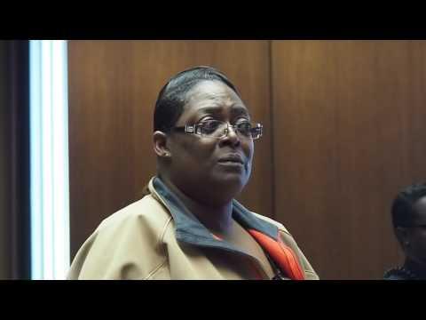 Reputed gang leader sentenced for Newark murder