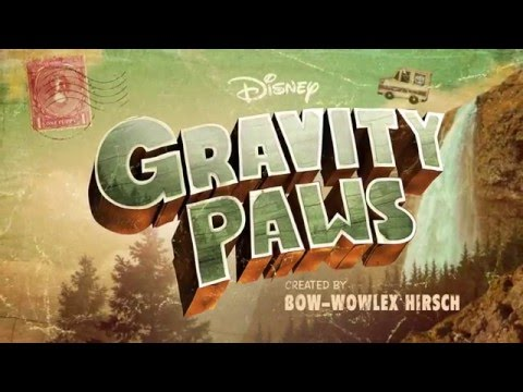Gravity Paws Show Open   Gravity Falls   Disney XD