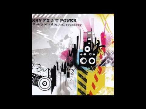 Shy FX - On The Run feat David Boomah