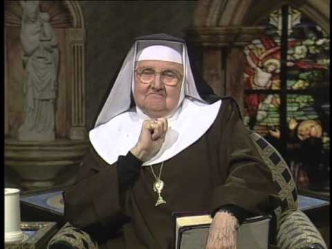 Mother Angelica Live Classic - Pride, Charity and Justice - 7/14/98