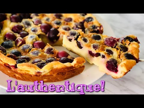 l'authentique-recette-du-clafoutis-aux-cerises-moelleux🍒-facile-et-rapide!-deli-cuisine