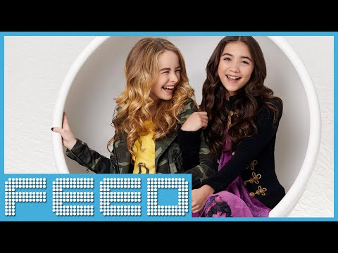 Rowan Blanchard and Sabrina Carpenter are Set for TWO Disney Channel Original Movies