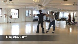 Dancing and Stuff: Ballroom VLOG #5  The Waltz, Anti- Cha Cha, and Lack of Jive.