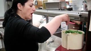 How To Make Pesto Sauce By Rosina's Italian Restaurant.mp4