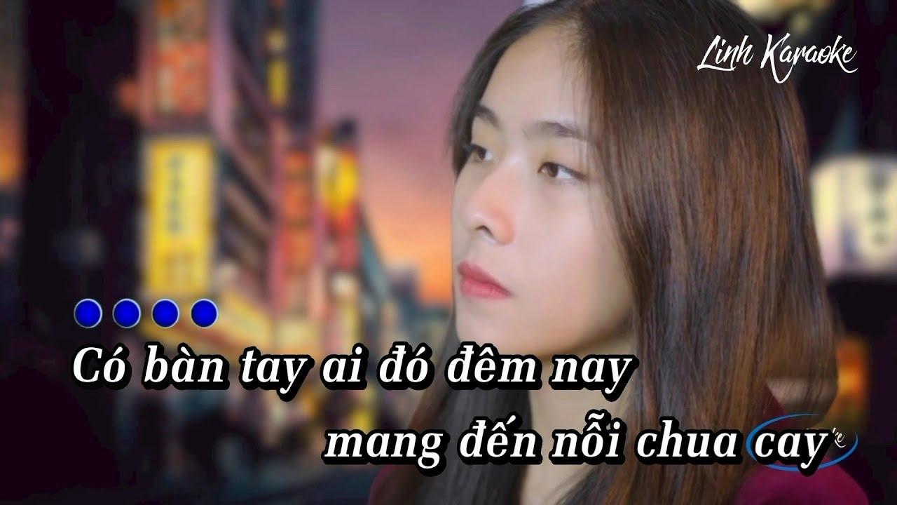 [ Karaoke ] Phụ Tình | Tone Nữ, Nhi Nhi, Trịnh Đình Quang