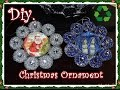Diy. How to make Christmas ornament