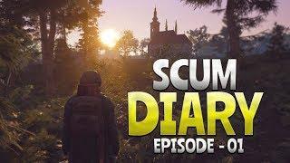 SCUM DIARY - part 1 (Scum Gameplay)