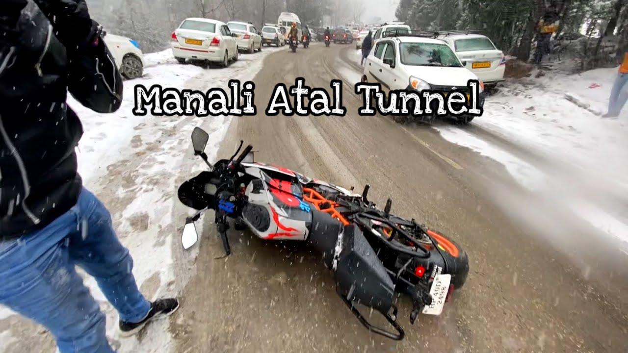 Atal tunnel gone wrong❌ |Dharamshala to Manali | Atal tunnel |