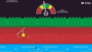 Throw 2 Rio (iPad, iPhone, Apple TV, Android) by Digital Melody Games - gameplay