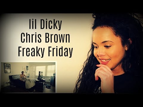 """Lil Dicky - Freaky Friday feat. Chris Brown (Official Music Video) """"reaction video"""""""
