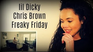 Lil Dicky - Freaky Friday feat. Chris Brown (Official Music Video)