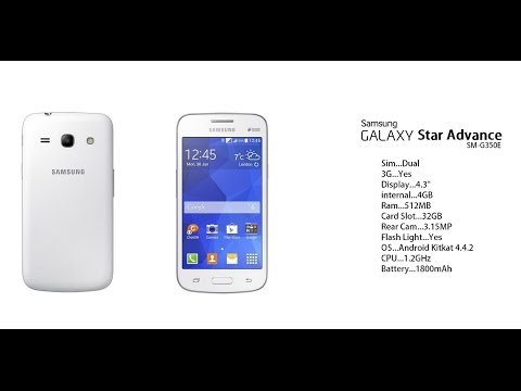Samsung Galaxy Star Advance / Galaxy Star 2 Plus (SM-G350E) Full In Depth Review! [NEW]