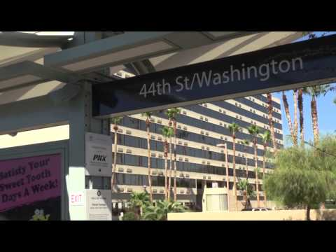 How to get to Sky Harbor Airport from Arizona State University