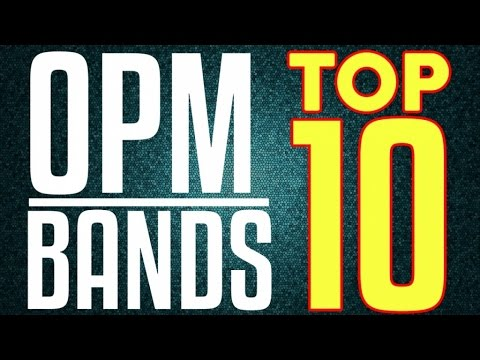 Various Artists - Top10 OPM Bands Greatest Hits