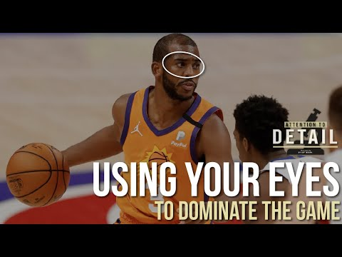 How the Best Players Use Their EYES To Dominate the Game
