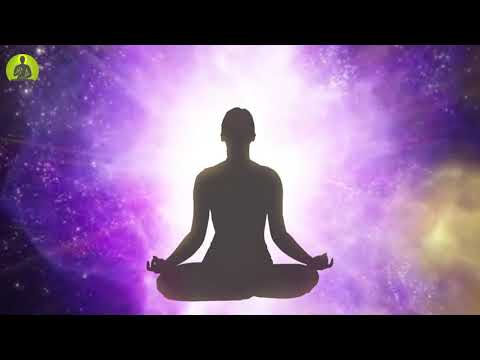 Erase All Negative Energy Mental Blockages While You Sleep - Deep Sleep Positive Energy Meditation