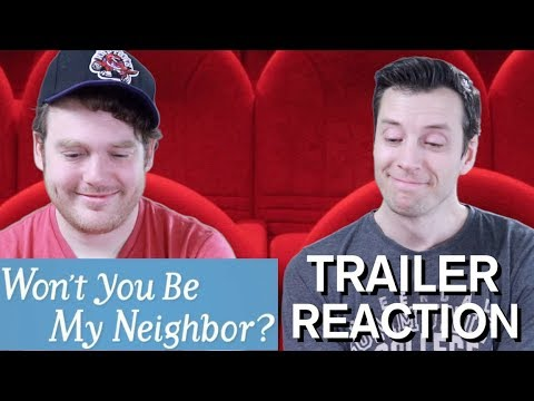 Won't You Be My Neighbor? - Trailer Reaction