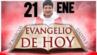 EVANGELIO del DÍA | HOY Lunes 21 de Enero de 2019