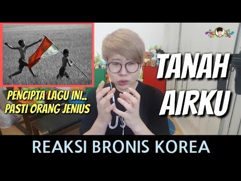BRONIS KOREA MERINDING MENDENGAR TANAH AIRKU (UJUNG OPPA)