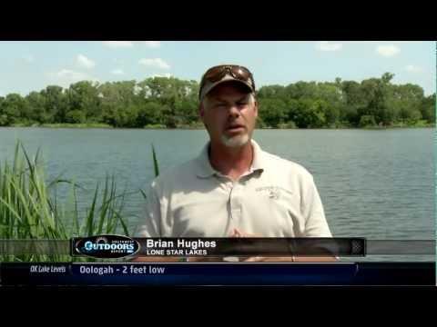 Possum Kingdom Lake TX White Bass Fishing Southwest Outdoors Report #25 - 2012 Season