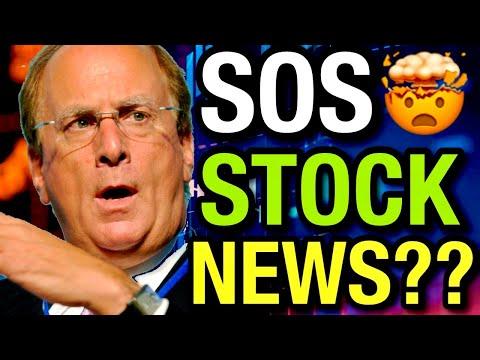 SOS STOCK HUGE