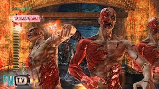 The House of the Dead 4 PC Gameplay | Rpcs3 0.0.4 Ingame