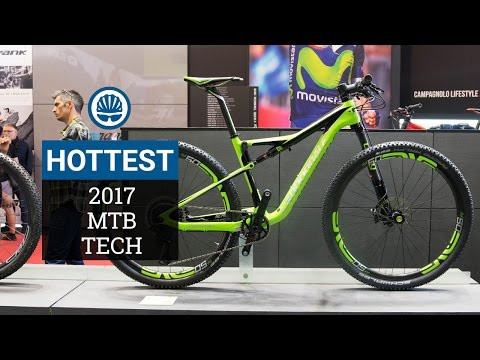 Most Anticipated 2017 MTB Tech