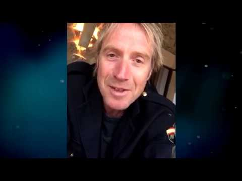 Rhys Ifans's Birthday Message in welsh to the Singer Bryn Terfel 😍😘❤