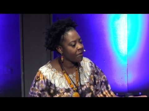 Ubuntu - a person is a person through other persons : Getrude Matshe at TEDxTeAro