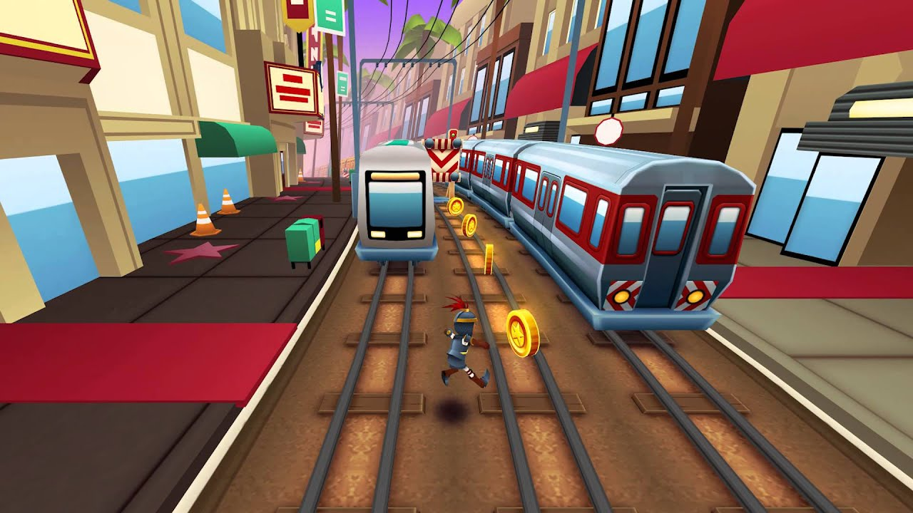 Image Result For Subway Surfers Moda