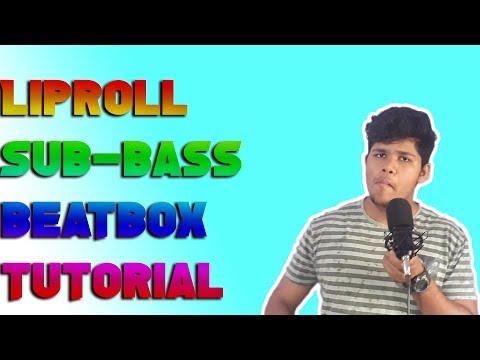 How To Beatbox in Hindi Liproll Sub bass