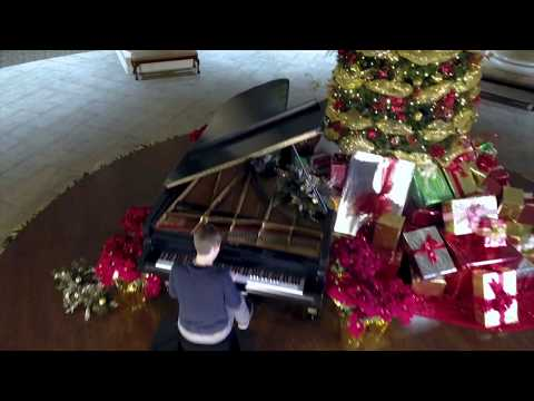Repeat the Sounding Ode to Joy | Christmas Medley | Nathaniel Sheets