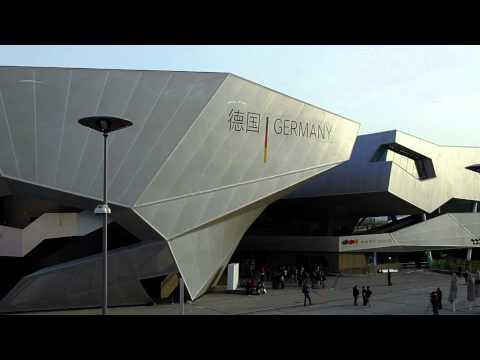 balancity, Deutscher Pavillon, Expo Shanghai 2010
