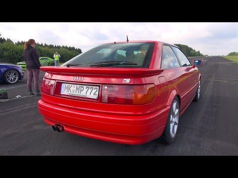 600 HP Audi Quattro S2 20V Turbo Coupe