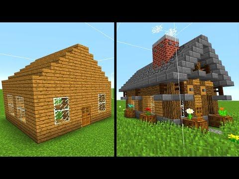 Minecraft Haus YouTube - Minecraft hauser verbessern