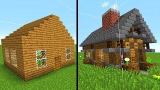 11 Tipps um dein Minecraft Haus zu verbessern!